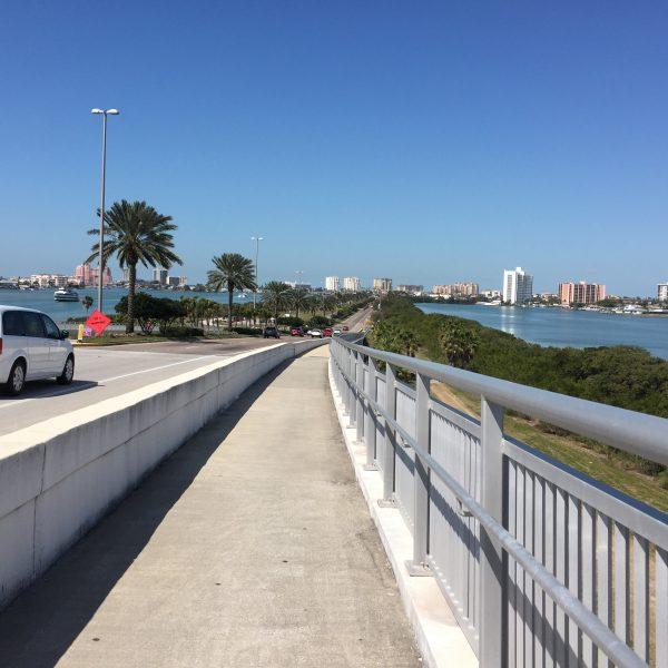 Memorial causeway