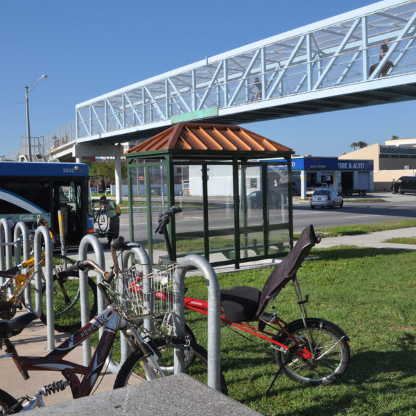 Multi-modal transportation options
