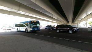 US 19, overpass, transit