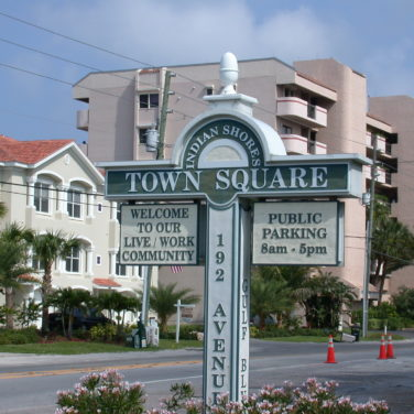Indian Shores Town Square