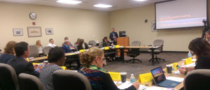 TMA Leadership Group Meeting