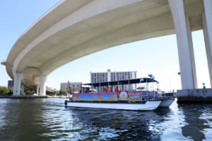 The Clearwater Ferry is one of several waterborne transportation options emerging in the region.