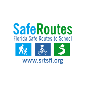 Florida Safe Routes to School logo