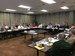 CAC meeting, March 2018