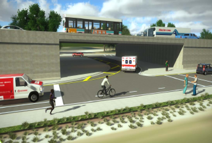 Latest Transportation Improvement Program Plans for Next Five Years of Projects