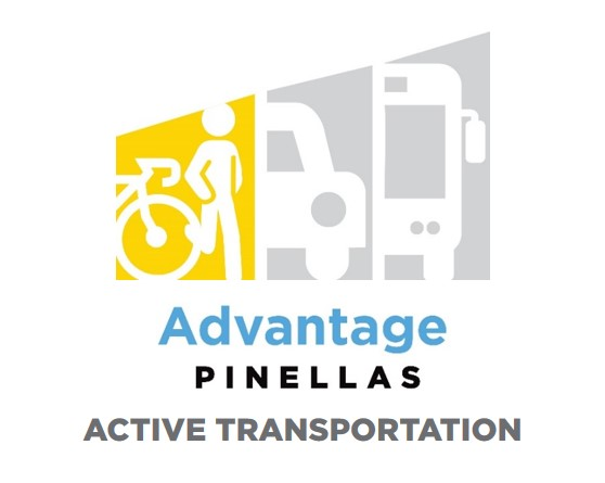 Advantage Pinellas Active Transportation Logo