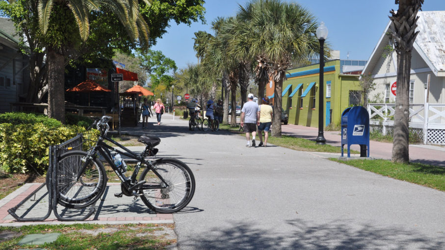 Submit your ideas for biking and walking in Pinellas with new mapping tool