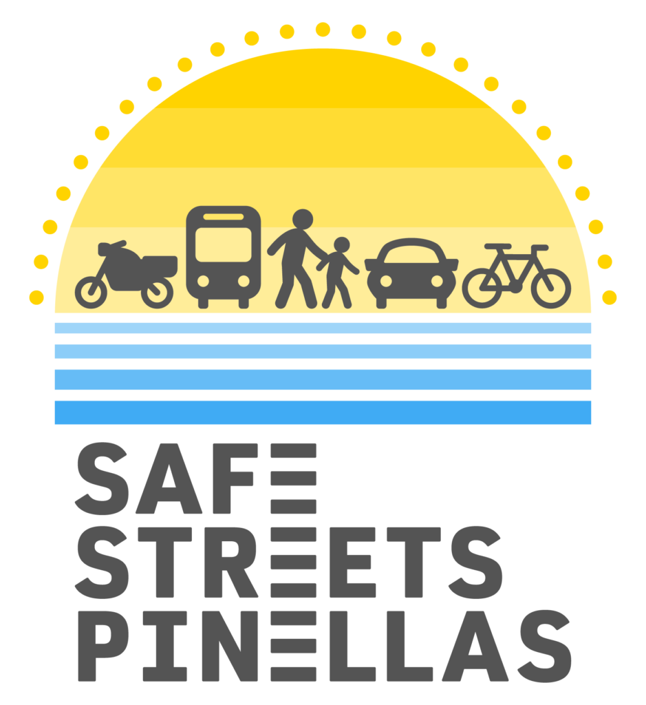 Safe Streets Pinellas logo