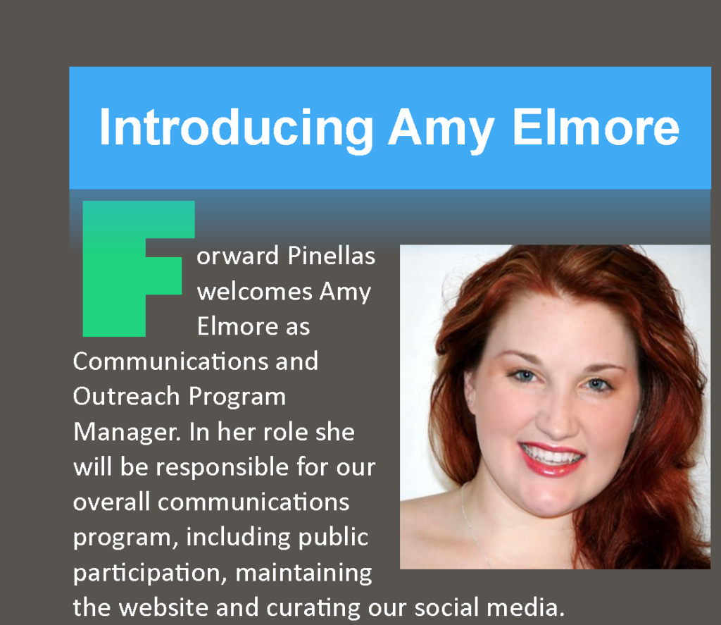 Introducing Amy Elmore