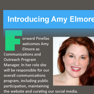 cropped version of Amy Elmore announcement