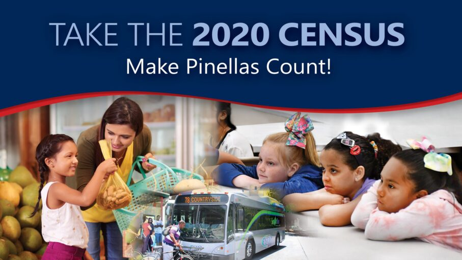 Connect with the Census: Make Pinellas Count!