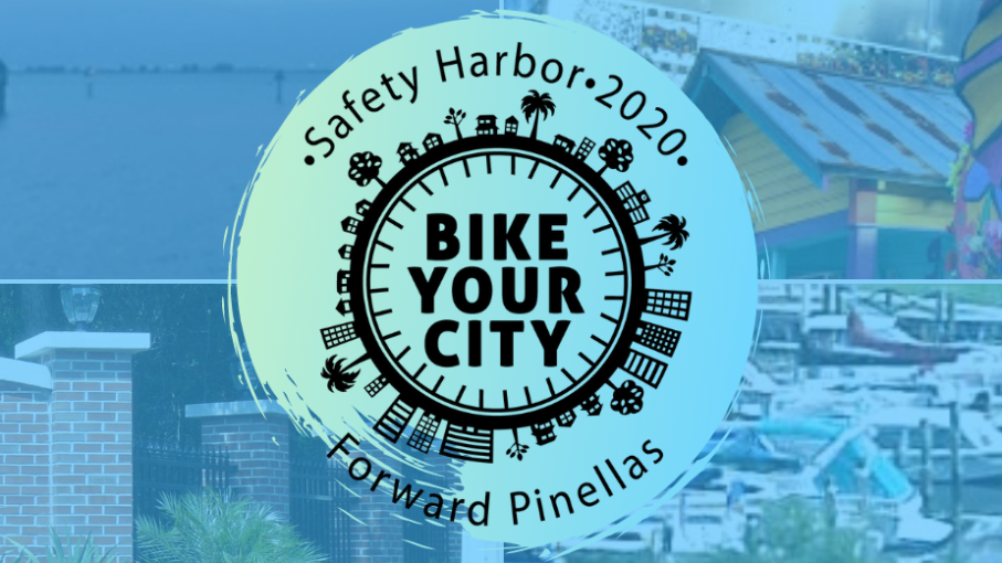 "Forward Pinellas Hosts Virtual ""Bike Your City"" Event"