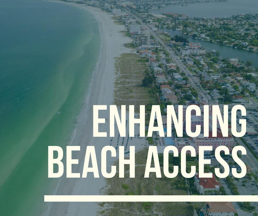 Enhancing Beach Access