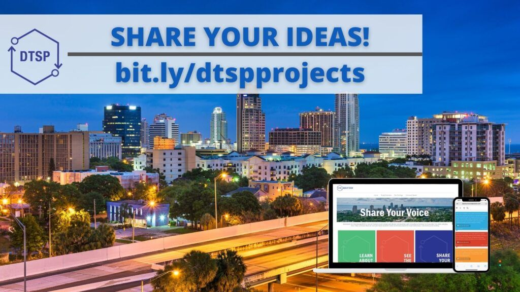 share your ideas downtown st. pete image